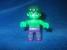 Lego Duplo die Abenteuer von Spiderman Figur Hulk Grün aus 10876 Marvel NEU