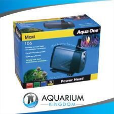 Aqua One Maxi 106 Powerhead 3200L/H Hydroponics, Pond, Aquarium, Tank Water Pump