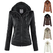 donna inverno giacca con cappuccio cappotto invernale Parka mezza Stazione