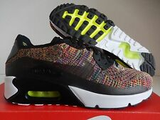 "NIKE AIR MAX 90 ULTRA 2.0 FLYKNIT ""MULTI COLOR"" SZ 12 [875943-002]"