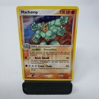 Machamp Holo Pokemon Card Rare 9/101