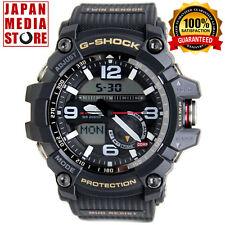 Casio G-SHOCK GG-1000-1AJF MUDMASTER Quartz Watch Twin Sensor JAPAN GG-1000-1A
