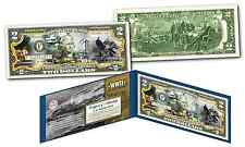 ATTACK ON PEARL HARBOR - Dec 7th 1941 - WWII Genuine Legal Tender U.S. $2 Bill