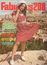FABULOUS 208 UK magazine-23-June-73 Jay Osmond,Cassidy,Williams Twins