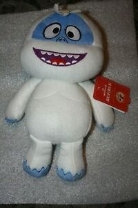 Singing Bumble Plush Toy White Abominable Snowman Rudolph The Red Nose Reindeer