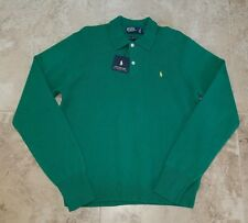 NWT Vintage Polo Ralph Lauren Sweater Pullover Men Size L