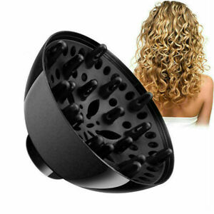Universal Hairdressing Blower Cover Styling Salon Curly Hair Dryer Diffuser