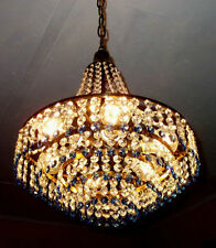 Antique chandeliers ebay crystal aloadofball Images