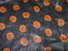 Made In Usa Longaberger Mint in Bag Pumpkin Fabric Small Garter