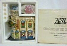 Dept 56 Christmas In the City Hollydale's Department Store - 55344