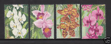 1998 Orchids - Joint Issue Singapore (MUH)