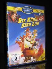 DVD WALT DISNEY - DIE KÜHE SIND LOS - SPECIAL COLLECTION *** NEU ***