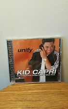 Kid Capri ft. Snoop Doggy Dogg and Slick Rick - Unify/We're Unified (Promo CD)