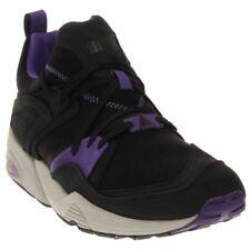 2268ee0af301 Puma Blaze Of Glory Trinomic Crackle Running Shoes - Black - Mens