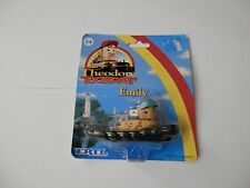 THEODORE THE TUGBOAT  EMILY by  ERTL 1998 boat vehicle 36016/34002 NIP