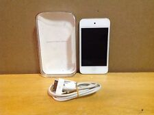 Apple iPod touch 4th Generation 8GB - White w/ Box & Charging Wire Bundle - 1J