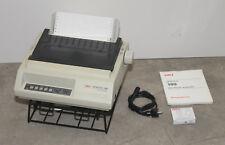 OKI Microline 380 24-Pin Printer 24 Nadeldrucker