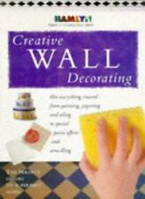 Creative Wall Decorating (Hamlyn Guide to Creating Your Home),Various