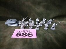 Battlefront Flames Of War World War 2 Metal Soviet Rifle Company Command OOP