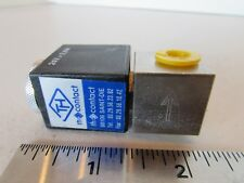 New TH Contact Electric Solenoid Valve 6-211-103-46 24V France ELD 2.5/99