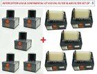 5X Royal Enfield Oil Filter & Air filter for Interceptor 650, Continental GT 650