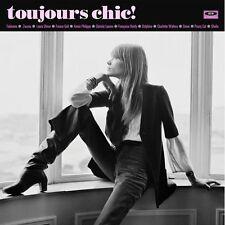 TOUJOURS CHIC 180g lavender vinyl LP NEW Stone Delphine Zouzou Fabienne Sheila