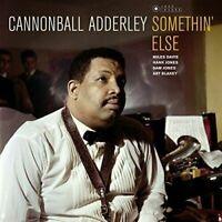 Adderley- CannonballSomethin' Else (New Vinyl)