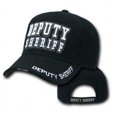 Deputy Sheriff Deluxe Law Enforcement Cap USA Police Mütze