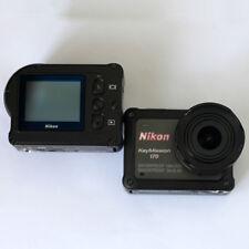 """shopping 11""Black Nikon KeyMission 170 Action camera 4K HD 10M Waterproof  wifi"