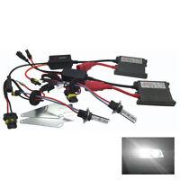 Main Beam H7 Pro HID Kit 4300k White 55W Fits Saab 9-3 RTHK3374