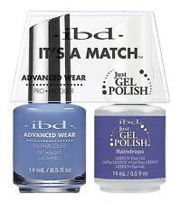 Ibd It's a match avanzado ropa duo Just gel & pulir gotas de lluvia 65375