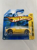 Hot Wheels - 2007 First Editions Ford GTX-1 Short Card - 1:64 - BOXED SHIPPING