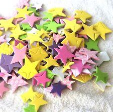 STARS Foam Shapes Kids Crafts Scrapbooking  Classroom Daycare Stickers