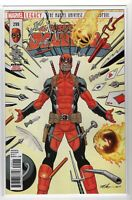 The Despicable Deadpool Issue #299 Marvel Comics (4/25/18 1st Print)