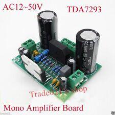 Dual AC12~50V TDA7293 100W Mono Amplifier Board 20hz-20KHz for 4-8Ω Ohm Speaker