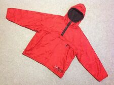 RETRO RALPH LAUREN POLO JEANS CO OVERHEAD PULLOVER JACKET WITH HOOD IN LARGE