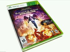 Saints Row Gat Out of Hell XBOX 360  New Sealed first edition