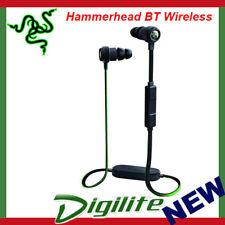 Razer Hammerhead BT Bluetooth Wireless In-ear Gaming Headset Earphones W Mic