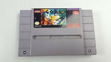 GODS  ~ Super Nintendo SNES NTSC US Spiel Nur Modul VGC Sammler Sammlung