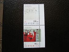 SLOVENIE - timbre yvert et tellier n° 46 47 n** (europa) (A24) stamp