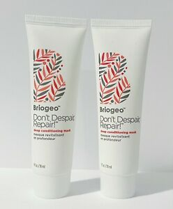 Briogeo Don't Despair Repair Deep Conditioning Mask 2 x 30ml