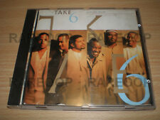 Join The Band by Take 6 (CD, 1994, Warner) MADE IN USA