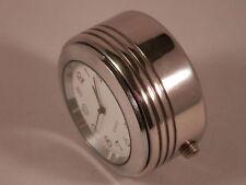 Royal Enfield Bullet high quality stem nut clock.