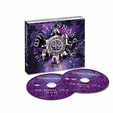 WHITESNAKE - THE PURPLE TOUR (LIVE)  2 CD+DVD NEUF