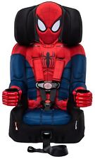 KidsEmbrace Spider-Man Car Seat Booster, Marvel Combination Seat, 5 Point Har...