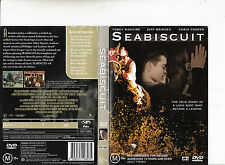 Seabiscuit-2003-Tobey Maguire-Movie-DVD