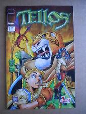 TELLOS - Comics USA n°1 2000 Image Marvel Panini  [G481]
