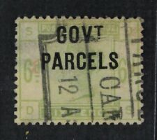 CKStamps: Great Britain Stamps Collection Scott#O28 Used Large Thin
