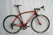 56 L STRADALLI NAPOLI SHIMANO 6800 CARBON FIBER ROAD BIKE BICYCLE BB30 FSA