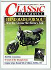 CLASSIC AND MOTORCYCLE MECHANICS MAGAZINE NO 22 DEC/JAN 1988